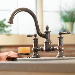 bridge style kitchen faucet kitchen product line longley supply co