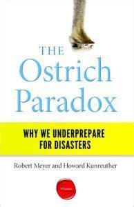 reasons  underprepare  disastersand