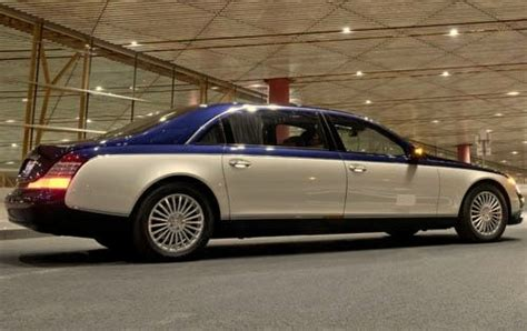 Used 2011 Maybach 62 For Sale