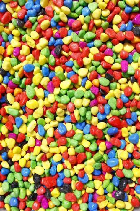 Ghiaia Colorata Ghiaia Colorata Immagine Stock Immagine Di Background