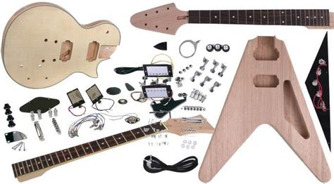 The Best Diy Guitar Kits  Electric  All Under $250