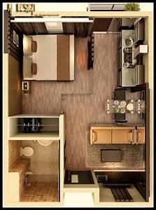 35 Qm Wohnung Einrichten : decora o de apartamentos pequenos 30 ideias geniais ~ Markanthonyermac.com Haus und Dekorationen