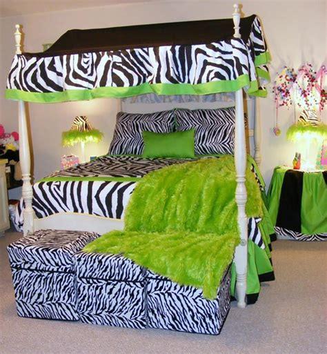 decoration zebre chambre déco chambre zebre
