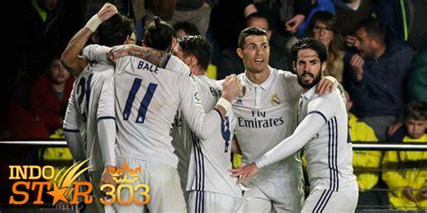 Agen Bola Terpercaya - Hasil Pertandingan Villarreal vs Madrid