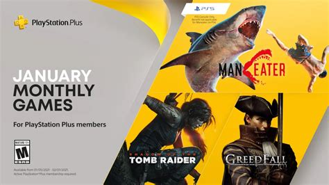 Ps plus 28 mar 2021. PSA: The January 2021 PS Plus Free Games Are Available Now