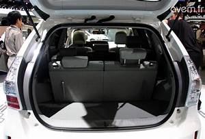 Toyota 7 Places Hybride : toyota prius le monospace hybride 7 places francfort ~ Medecine-chirurgie-esthetiques.com Avis de Voitures