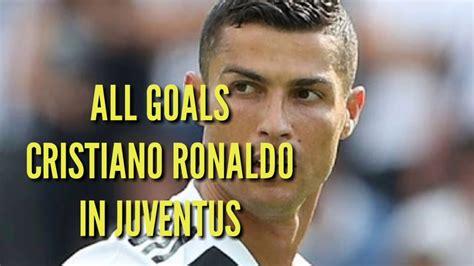 Cristiano Ronaldo • All Goals in Juventus • 1080p (60fps ...