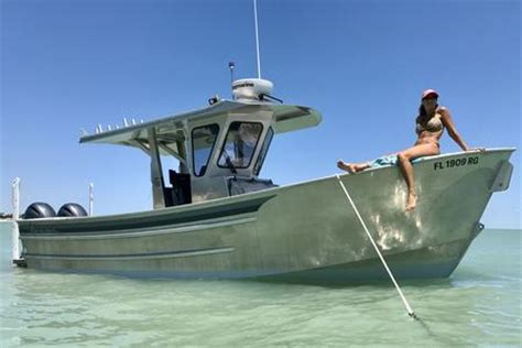 Inshore Offshore Hybrid Boats by Sanibel Offshore Sea And Inshore Bay Fishing