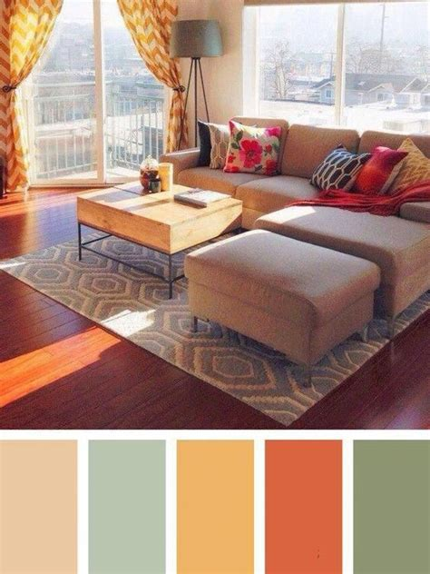 beautiful small living room color schemes