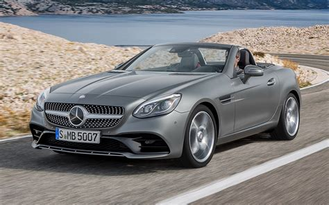 Mercedes Slc Class Hd Picture by 2016 Mercedes Slc Class Amg Line Wallpapers And Hd