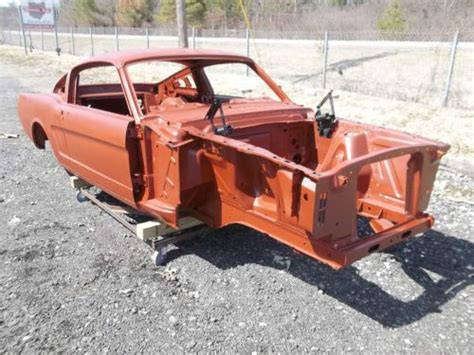 find    ford mustang fastback replacement body structure skeleton frame