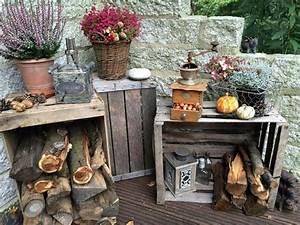 Herbstdeko Für Terrasse : herbstdeko f r terrasse nett terrassen berdachung holz ~ Lizthompson.info Haus und Dekorationen