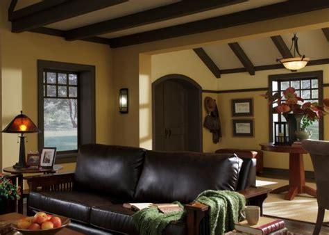 design  craftsman living room hgtv
