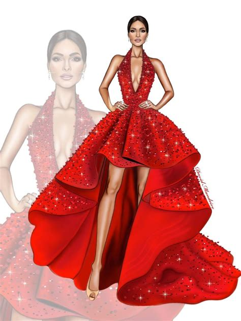 Fashion Design Dresses by Best 25 Fashion Figures Ideas Only On Fashion