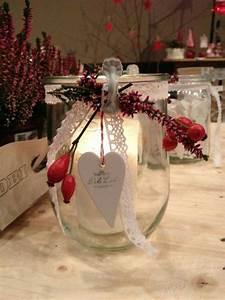 Kerzen Im Weckglas : kerze im glas deko einfach aber sch n weihnachten gl ser dekorieren weihnachten und ~ Frokenaadalensverden.com Haus und Dekorationen