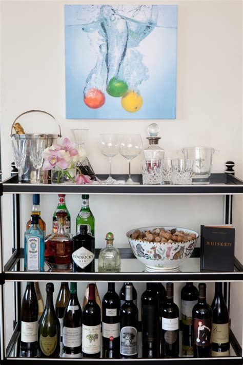 Tiny Home Bar by 51 Cool Home Mini Bar Ideas Shelterness