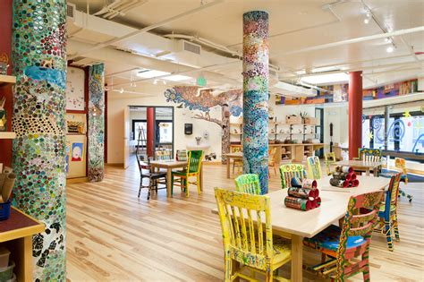 Gallery Of Madison Children's Museum / The Kubala Washatko