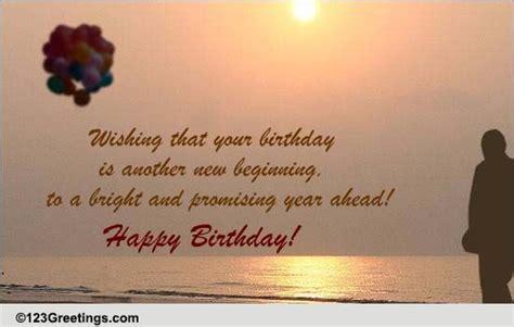 birthday    beginning  specials ecards