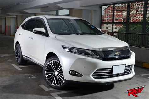 toyota harrier inner voice toyota harrier