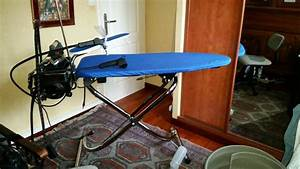 Table A Repasser Aspirante : table pied inox offres mai clasf ~ Premium-room.com Idées de Décoration