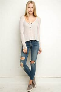 Brandy ♥ Melville | Cammie Top - Tops - Clothing | Fashion ...