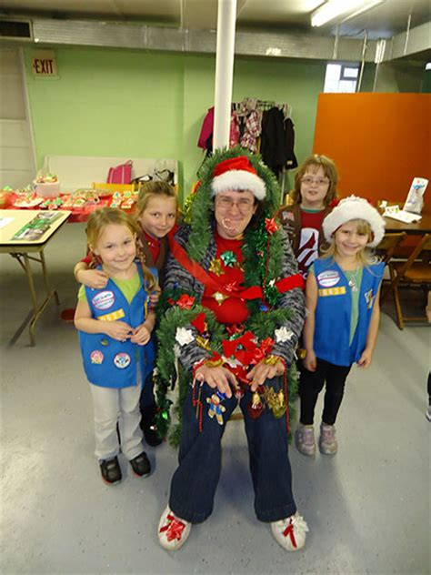 scout leader  blog christmas party   age levels