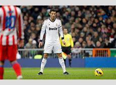 Real Madrid 20 Atletico Madrid Cristiano Ronaldo made