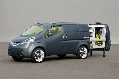 2007 Nissan Nv200 Concept Car Concept Cars Drive Away 2day