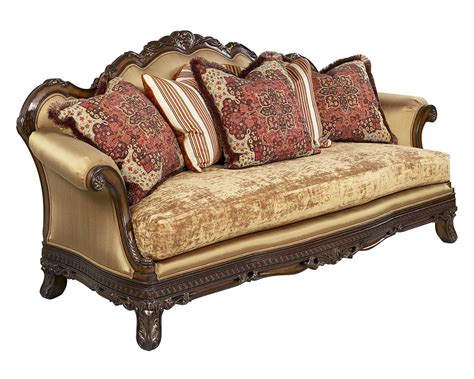 traditional settee benetti s traditional sofa ornella btor325