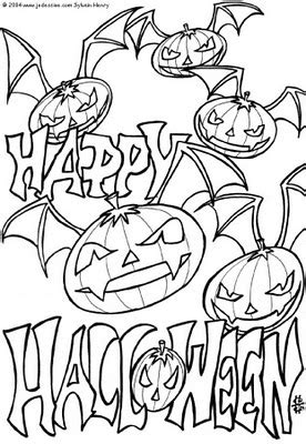 transmissionpress printable halloween coloring pages
