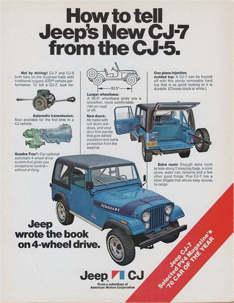 jeep wrangler ads vintage jeep ads cj 7 jeepers creepers all about jeep