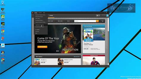 microsoft windows 10 lesson 8 installing origin gaming software - Origin Windows 10