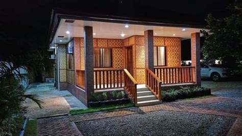 amakan native  bebroom house youtube philippines house design tropical house design