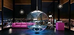 Baignoire A Bulle : bathsphere la baignoire en forme de bulle de verre blog d co salle de bains ~ Melissatoandfro.com Idées de Décoration
