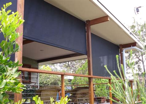 Sichtschutz Garten Jalousie by Add Style And Privacy With Custom Made Blinds In This