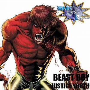 SNKvsDCU: Beast Boy by sprite-genius on DeviantArt