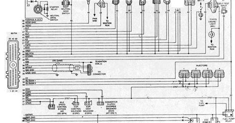 Ford Mustang Eec Wiring Diagram All About