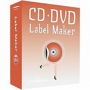 acoustica cd dvd label maker software for windows acta2 bh With cd and dvd label maker