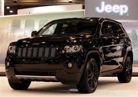 Blacked Out Jeep Grand Cherokee Laredo