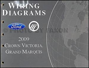 2002 Crown Victoria Grand Marquis Original Wiring Diagram