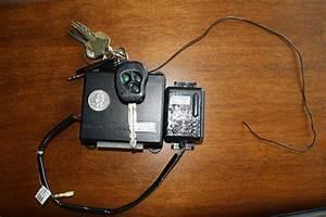 Toyota Karr Alarm System