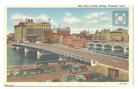 Wateroo Iowa Maybe 1930s Or 1940s Waterloo Iowa