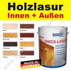 Holzlasur Für Innen : remmers allzweck lasur holzschutz holzlasur innen au en ~ Orissabook.com Haus und Dekorationen