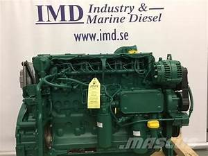 Used Volvo Penta Ny Tad 660ve Engines Year  2017 For Sale