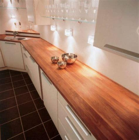 plan de travail cuisine bois cuisine plan de travail de cuisine classique fonc en