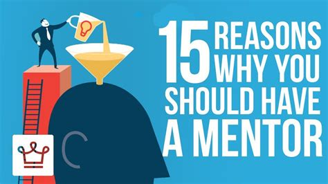 15 Reasons Why You Should Have A Mentor Youtube