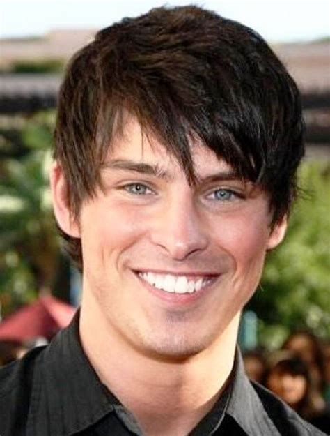 medium length haircuts  men hair styles pinterest