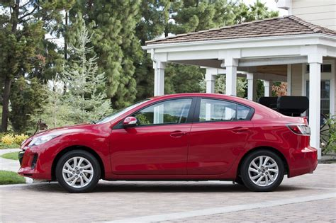 2013 Mazda Mazda3 Safety Review And Crash Test Ratings