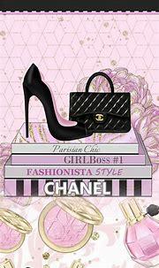 WALLPAPERS — Girl chanel wallpapers | Chanel wallpapers ...