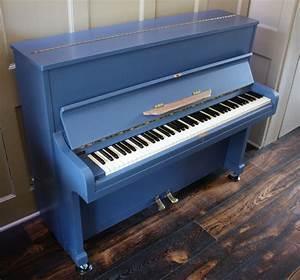 Review of John Broadwood painted piano at The Piano Shop ...